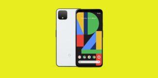 Google Pixel Aplikacja