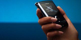 Motorola Razr – legendarny smartfon ze składanym ekranem