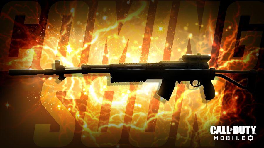 Jakie bronie przyniesie 1. sezon Call of Duty Mobile?