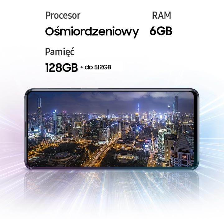 Telefon do 1500 zł z dobrym aparatem to Samsung Galaxy M51